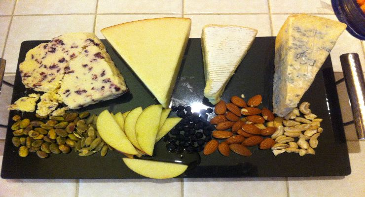 How to Be a Cheese Plate Nerd