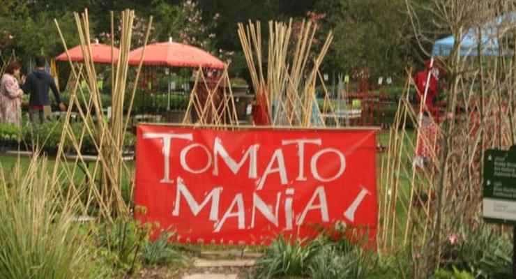 Tomatomania! Returns to Descanso Gardens
