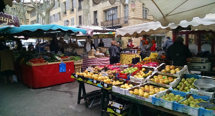 A 700-Year-Old Farmer's Market and Other European Tales