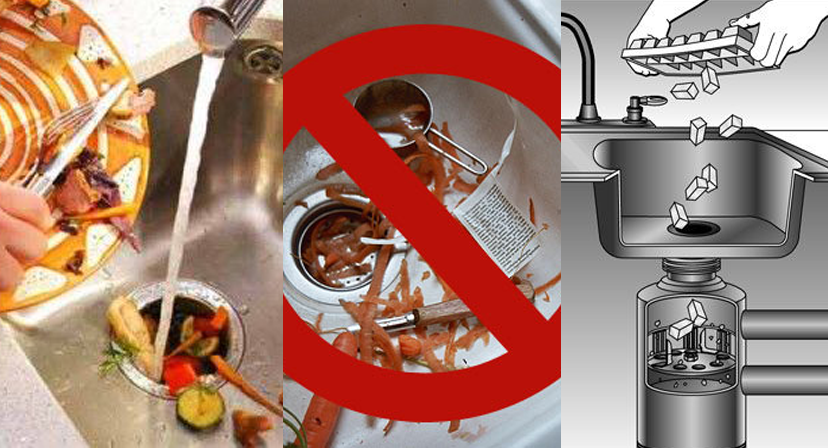 The Do's and Don'ts of Kitchen Garbage Disposals