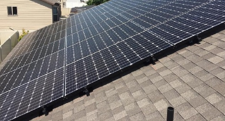 Thinking About Solar Panels? Don't Forget To Check The Roof First