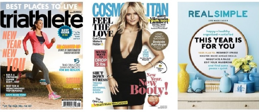 Pasadena Now - Get Organized Already Magazine Covers