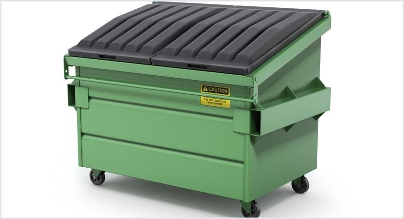 Dumpster 828