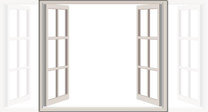window 828