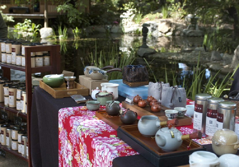 Pasadena Festival of Tea In Its Third Year at the Storrier Stearns Japanese Garden